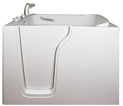 bariatric walk in tub dimensions